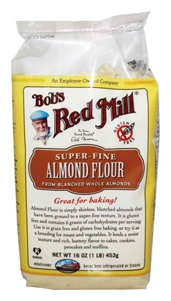 Bob's Red Mill - Gluten Free Almond Meal Flour - 16 oz.