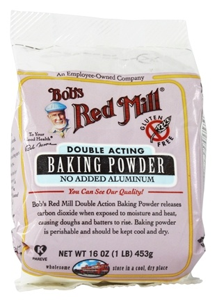 Bob's Red Mill - Gluten Free Baking Powder - 16 oz.