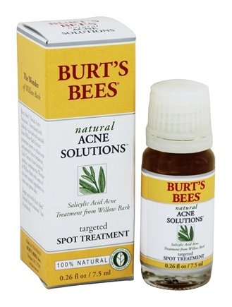 Burt's Bees - Natural Acne Solutions Targeted Spot Treatment - 0.26 oz.