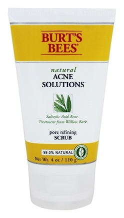 Burt's Bees - Natural Acne Solutions Pore Refining Scrub - 4 oz.