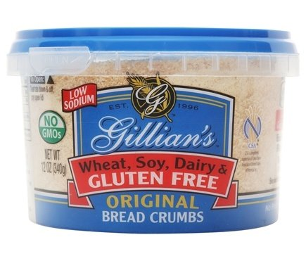 Gillian's Foods - Gluten Free Bread Crumbs - 12 oz.