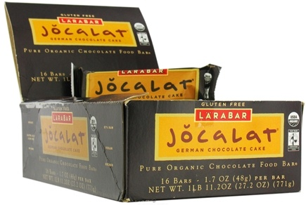 DROPPED: Larabar - Jocalat German Chocolate Cake Bar - 1.7 oz. CLEARANCE PRICED
