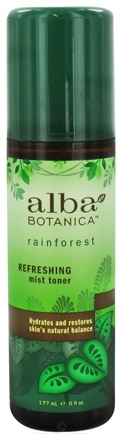 DROPPED: Alba Botanica - Rainforest Mist Toner Refreshing - 6 oz.
