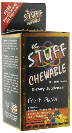 DROPPED: Freedom Wholesalers - The Stuff Chewable Fruit Flavor - 1 Tablet(s)