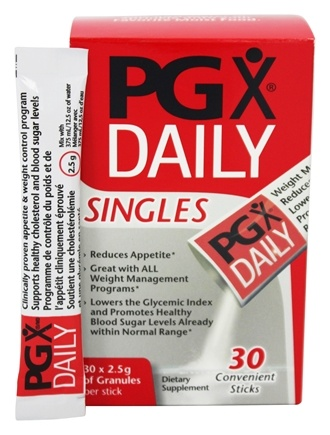 Natural Factors - SlimStyles PGX - 30 Packet(s)