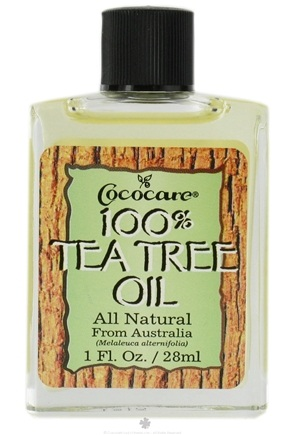 DROPPED: Cococare - 100% Tea Tree Oil - 1 oz.