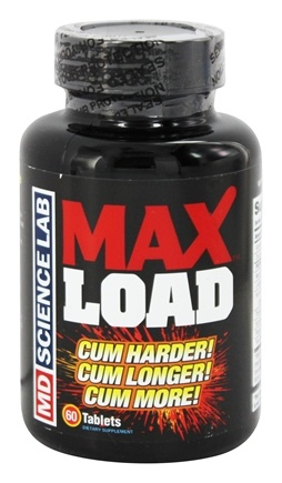 MD Science Lab - Max Load - 60 Tablets
