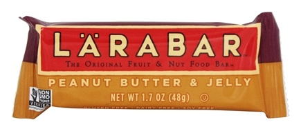 Larabar - Original Fruit & Nut Bar Peanut Butter and Jelly - 1.7 oz.