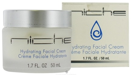 DROPPED: Niche Skin Care - Facial Cream Hydrating - 1.7 oz. CLEARANCE PRICED