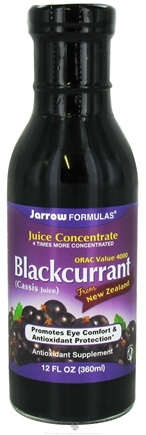 DROPPED: Jarrow Formulas - Blackcurrant Juice Concentrate - 12 oz. CLEARANCE PRICED