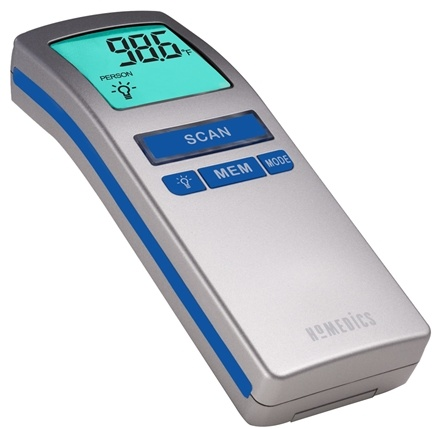 DROPPED: HoMedics - No-Touch Thermometer (TI-150) - CLEARANCE PRICED