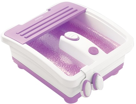 DROPPED: HoMedics - Vibraspa Plus Footbath with Heat (FBV-100) - CLEARANCE PRICED
