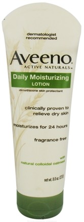 DROPPED: Aveeno - Active Naturals Daily Moisturizing Lotion - 8 oz. CLEARANCE PRICED