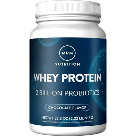 MRM - 100% All Natural Whey Dutch Chocolate - 2.02 lbs.