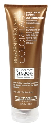 Giovanni - Conditioner Colorflage Daily Color Defense Brazenly Brunette - 8.5 oz.
