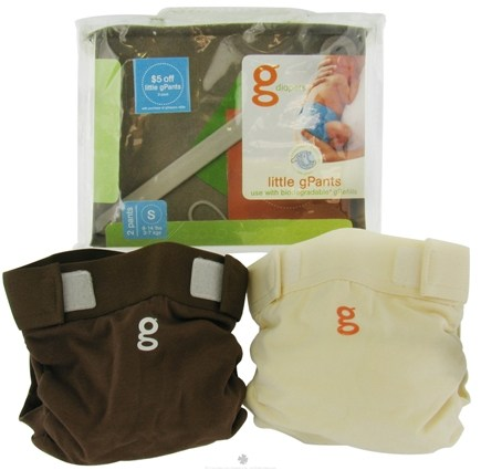 DROPPED: gDiapers - Little gPants Small 8-14 lbs. - 2 Pack(s) CLEARANCE PRICED