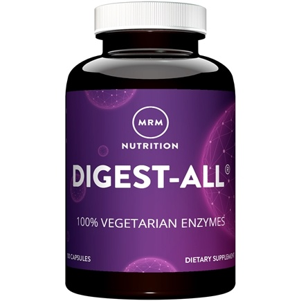 MRM - Digest-All - 100 Vegetarian Capsules