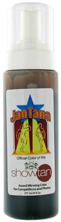 DROPPED: Jan Tana - Show Tan Award-Winning Competition Bronzer - 6 oz.