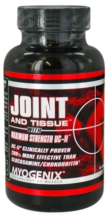 DROPPED: Myogenix - Joint and Tissue Repair - 80 Capsules CLEARANCE PRICED