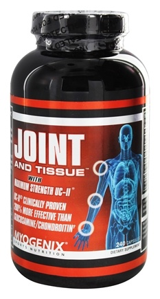 Myogenix - Joint and Tissue Repair - 240 Capsules