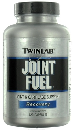 DROPPED: Twinlab - Joint Fuel Joint and Cartlage Support - 120 Capsules CLEARANCE PRICED