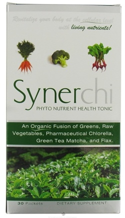 DROPPED: Myogenix - Synerchi Phyto Nutrient Health Tonic - 30 Packet(s) CLEARANCE PRICED