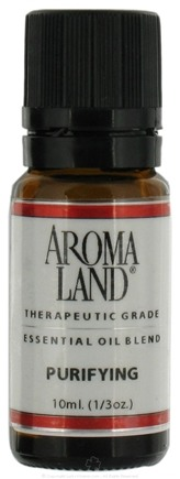DROPPED: AromaLand - Therapeutic Grade Essential Oil Blend Purifying - 10 ml. CLEARANCE PRICED