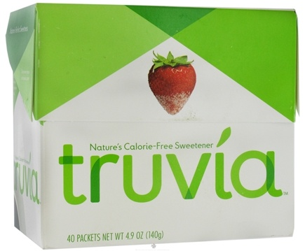 DROPPED: Truvia - Nature's Calorie Free Sweetener - 40 Packet(s) CLEARANCE PRICED