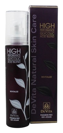 DeVita - Natural Skin Care High Performance Glycolic Acid Blend - 1.7 oz. Formerly High Performance AHA