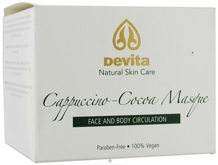 DROPPED: DeVita - Cappuccino Cocoa Masque - 8 oz.