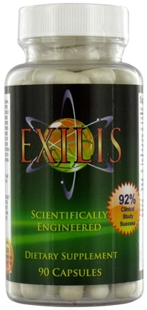 DROPPED: Fusion Health Products - Exilis - 90 Capsules CLEARANCE PRICED