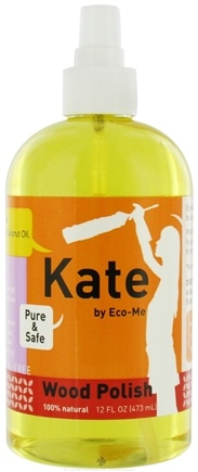 DROPPED: Eco-Me - Wood Polish Kate - 12 oz. CLEARANCE PRICED