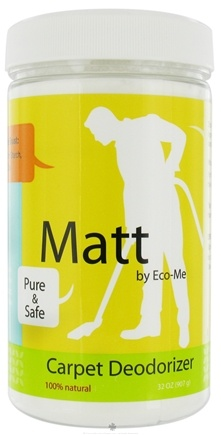 DROPPED: Eco-Me - Carpet Deodorizer Matt - 32 oz.
