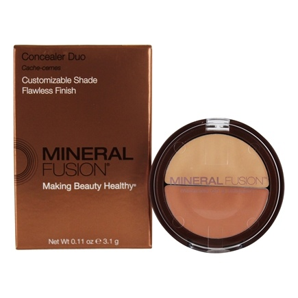 Mineral Fusion - Concealer Duo Cool - 0.11 oz.