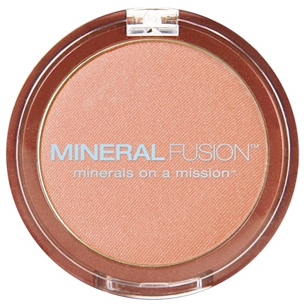 DROPPED: Mineral Fusion - Cheeks Blush Powder Pale - 0.1 oz. CLEARANCE PRICED