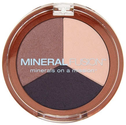 DROPPED: Mineral Fusion - Eyes Eye Shadow Trio Density - 0.1 oz. CLEARANCE PRICED