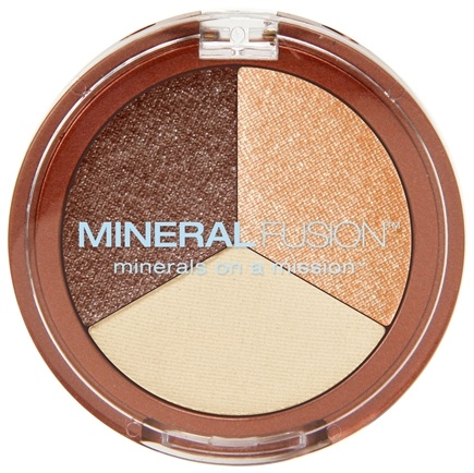 DROPPED: Mineral Fusion - Eyes Eye Shadow Trio Stunning - 0.1 oz. CLEARANCE PRICED