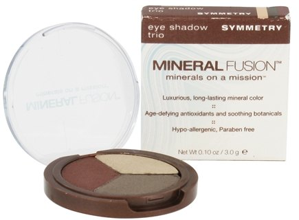 DROPPED: Mineral Fusion - Eye Shadow Trio Symmetry - 0.1 oz. CLEARANCE PRICED