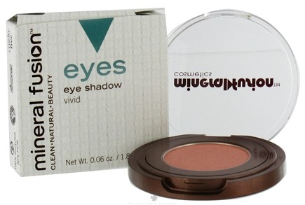 DROPPED: Mineral Fusion - Eyes Eye Shadow Vivid - 0.06 oz. CLEARANCE PRICED