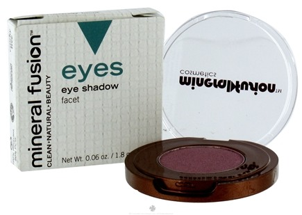 DROPPED: Mineral Fusion - Eyes Eye Shadow Facet - 0.06 oz. CLEARANCE PRICED