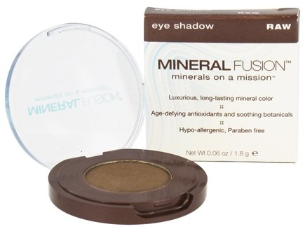 DROPPED: Mineral Fusion - Eye Shadow Raw - 0.06 oz.