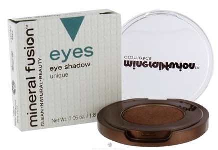 DROPPED: Mineral Fusion - Eyes Eye Shadow Unique - 0.06 oz. CLEARANCE PRICED