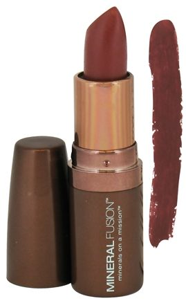 DROPPED: Mineral Fusion - Lipstick Mystery - 0.137 oz.