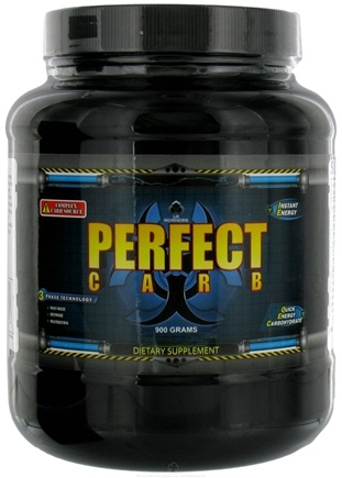 DROPPED: LG Sciences - Perfect Carb - 900 Grams CLEARANCE PRICED