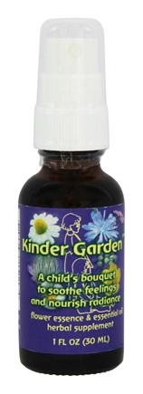 Flower Essence Services - Kinder Garden Formula - 1 oz.