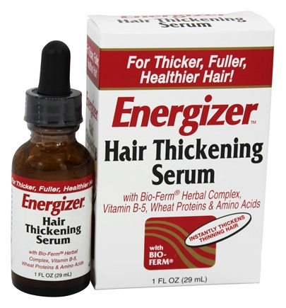 Hobe Labs - Energizer Hair Thickening Serum with Bio-Ferm - 1 oz.