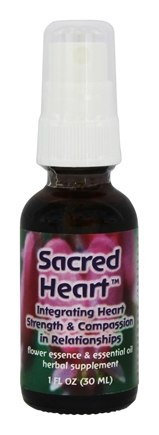 Flower Essence Services - Sacred Heart - 1 oz.