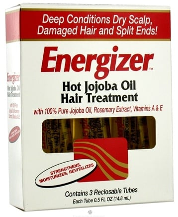 DROPPED: Hobe Labs - Energizer Hot Jojoba Oil Hair Treatment - 3 Pack(s) CLEARANCED PRICED