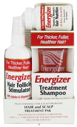 DROPPED: Hobe Labs - Energizer Hair & Scalp Treatment Pack - CLEARANCE PRICED
