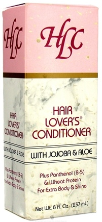 DROPPED: Hobe Labs - Hair Lovers Conditioner with Jojoba & Aloe - 8 oz. CLEARANCE PRICED